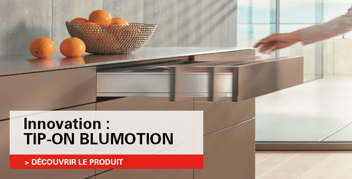 Blum TIP-ON BLUMOTION