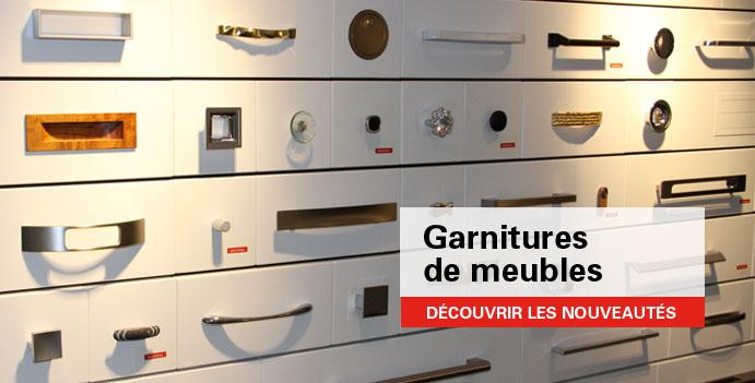 Garnitures de meubles
