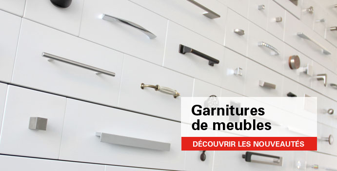 Garnitures de meubles