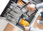 Aménagements de tiroirs Blum