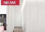 Nieuw programma gelijkliggende deuren en inbouwschuifdeuren