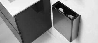 Accessoires sanitaires en inox pour collectivités