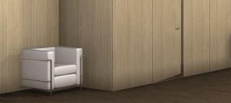 Profils aluminium pour panneaux muraux
