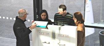 Atelier Xinnix à MODULE