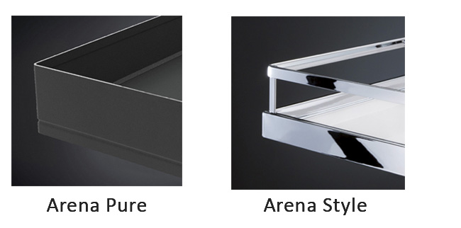 Zoom produits Arena