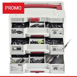 Kit P-system d'assemblage professionnel