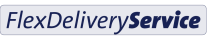 Flex delivery service