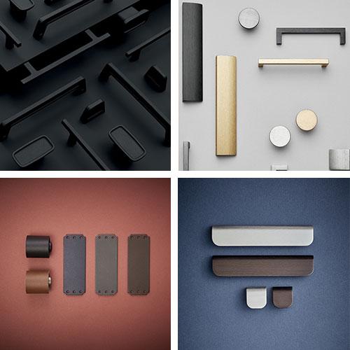 inspiration poignees de meuble et boutons
