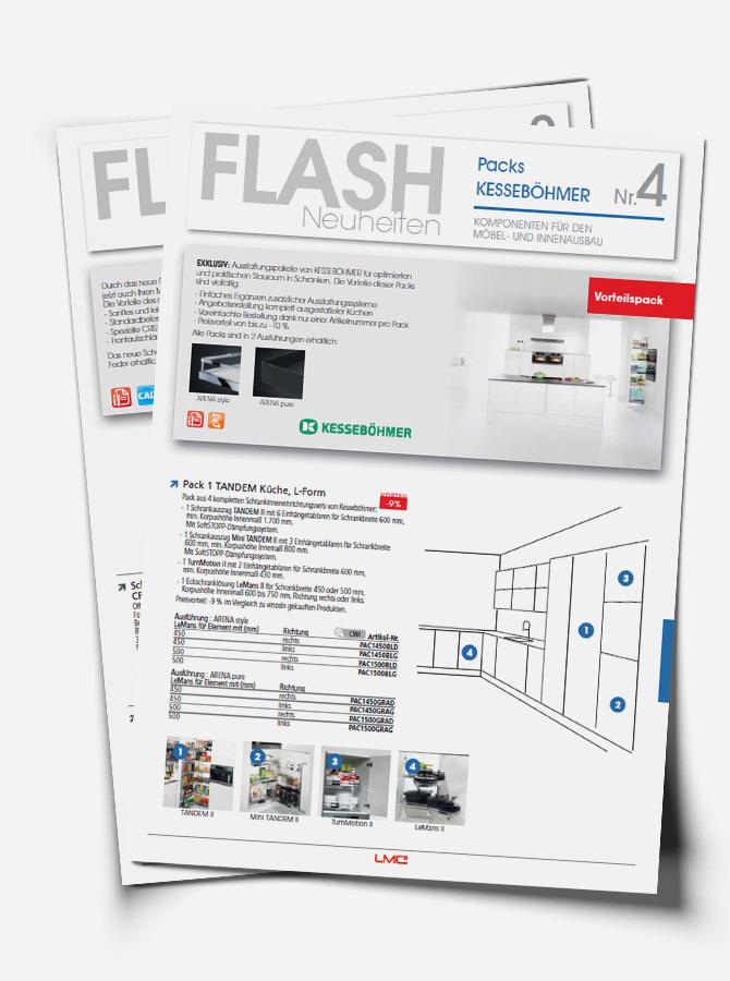 Flash Neuheiten LMC