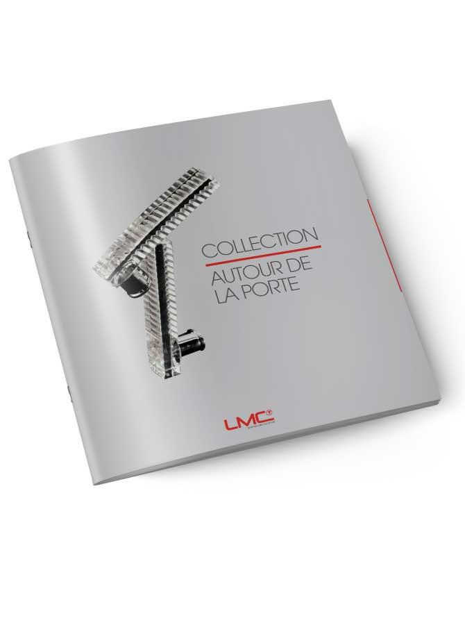 Catalogue autour de la porte