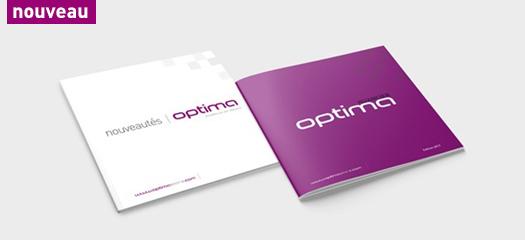 Nouveau catalogue Optima