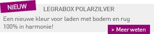 LEGRABOX polarzilver