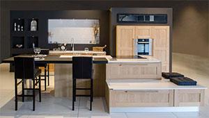 Nouvelles façades en bois brut