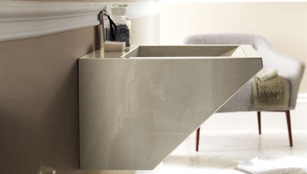 Vasque de salle de bain Lavoir a muro