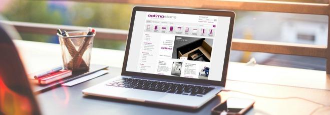 U kan online blijven bestellen via Optimastore!